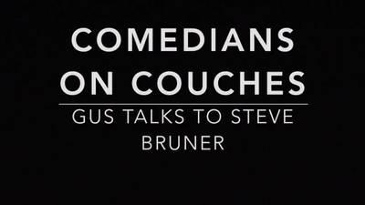 Comedians on Couches: Steve Bruner