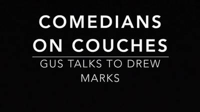 Comedians On Couches:  Drew Marks