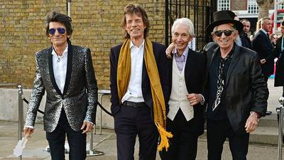 Report: Rolling Stones members weren't able to attend Charlie Watts' funeral due to COVID-19 restrictions