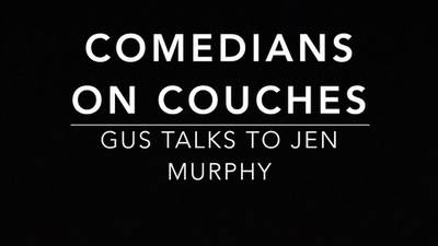 Comedians on Couches:  Jen Murphy