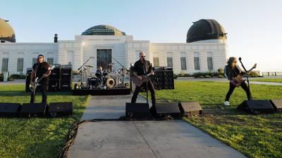 Metallica headlining inaugural Download Germany festival