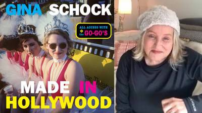 """Watch Gina Schock Talk Her Book """"Made In Hollywood: All Access With The Go-Go's"""""""