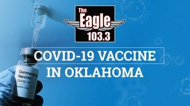 COVID Vaccinations In Oklahoma