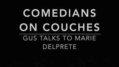 Comedians on Couches:  Marie DelPrete