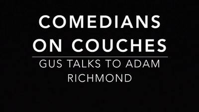 Comedians on Couches: Adam Richmond