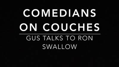 Comedians on Couches: Ron Swallow