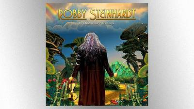 Late Kansas violinist Robby Stenhardt's star-packed debut solo album, 'Not in Kansas Anymore,' out now