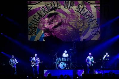 See Nick Play: Pink Floyd drummer Nick Mason's band Saucerful of Secrets to tour North America in early 2022