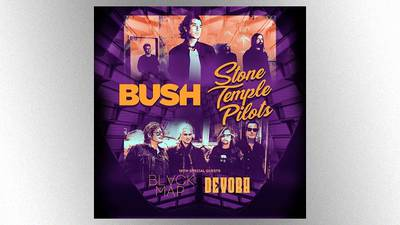 """Bush & Stone Temple Pilots tour canceled due to """"unavoidable COVID-related circumstances"""""""