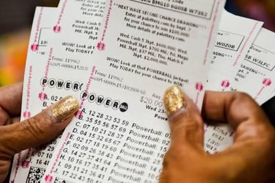 No big winner: Powerball jackpot rises to $472M; Mega Millions at $432M